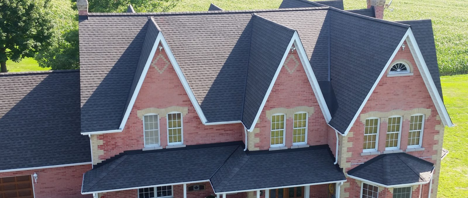 Beautiful Finished Roof, Roofing Service