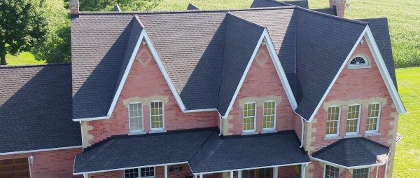 Beautiful Finished Roof