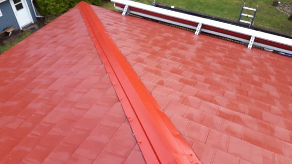 looks can be deceiving - roof repair